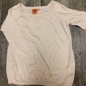 Tory Burch light spring sweater size m